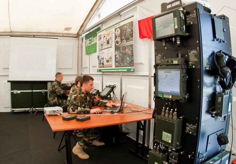 TELDAT connects VBS to BMS JASMINE for NATO exercise. VBS offers out of the box interoperability for HLA, DIS and CIGI.
